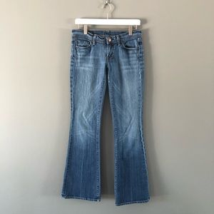 Citizens of Humanity   Low Waist Flare sz28